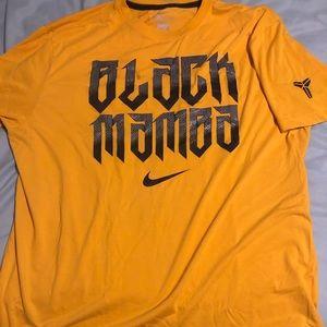 "Nike Dri-Fit Kobe Bryant ""Black Mamba"" Shirt"